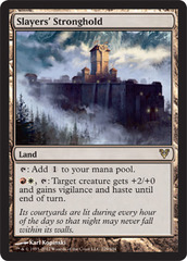 Slayers Stronghold - Foil