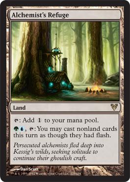 Alchemists Refuge - Foil