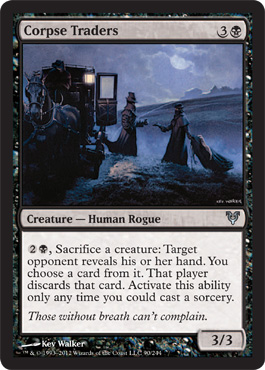 Corpse Traders