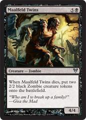 Maalfeld Twins on Channel Fireball