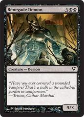 Renegade Demon