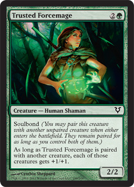 Trusted Forcemage