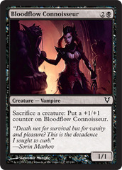 Bloodflow Connoisseur - Foil on Channel Fireball