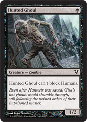 Hunted Ghoul - Foil on Channel Fireball