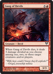 Gang of Devils - Foil