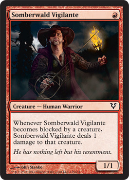 Somberwald Vigilante - Foil