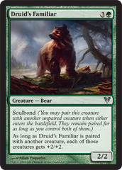 Druid's Familiar - Foil