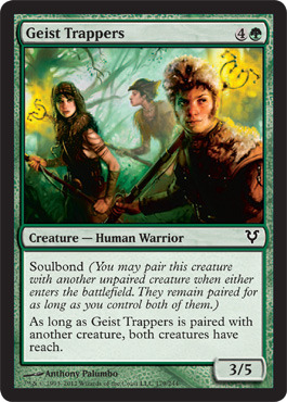 Geist Trappers - Foil