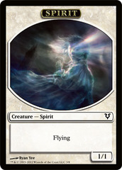 Spirit Token (White)