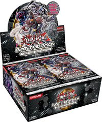 Yu-Gi-Oh Battle Pack: Epic Dawn 1st Edition Booster Box
