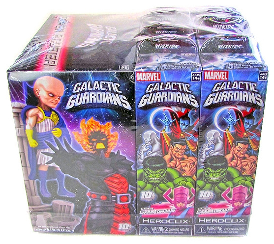 Marvel Galactic Guardians Booster Brick