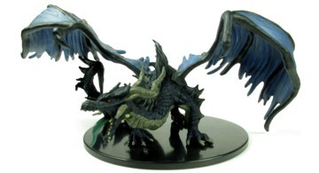 Black Dragon Heroes and Monsters