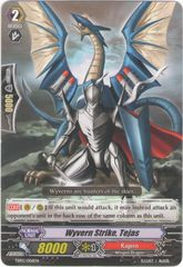 Wyvern Strike, Tejas - TD02/006EN on Channel Fireball