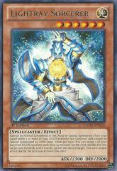 Lightray Sorcerer - GAOV-EN032 - Rare - 1st Edition