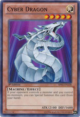 Cyber Dragon - BP01-EN138 - Common - 1st Edition