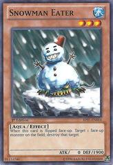 Snowman Eater - BP01-EN064 - Starfoil Rare - 1st Edition