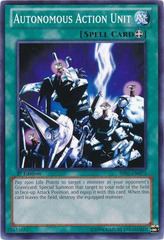 Autonomous Action Unit - BP01-EN073 - Common - 1st Edition