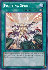 Fighting Spirit - BP01-EN081 - Common - 1st Edition