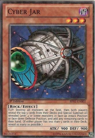 YU-GI-OH STARFOIL RARE BP01-EN041 SOUL EXCHANGE