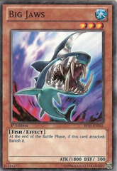 Big Jaws - BP01-EN165 - Starfoil Rare - 1st Edition