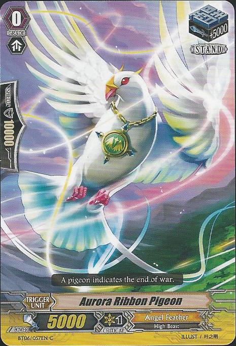 Aurora Ribbon Pidgeon - BT06/057EN - C