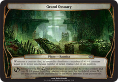 Grand Ossuary on Channel Fireball