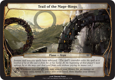Trail of the Mage-Rings