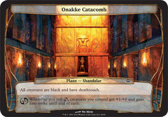 Oversized - Onakke Catacomb