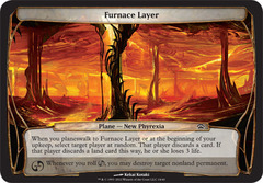 Oversized - Furnace Layer