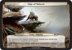 Edge of Malacol on Channel Fireball
