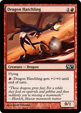 Dragon Hatchling - Foil