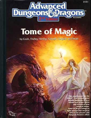 Tome of Magic (2nd Edition) - Heavy worn