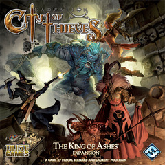 Cadwallon: City of Thieves - The King of Ashes