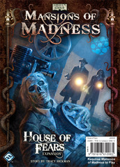 House of Fears (Mansions of Madness) - Expansion