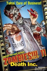 Zombies!!!: 11 - Death Inc. © Twilight Creations
