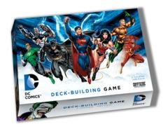 DC Comics Deck Building Game Core Set