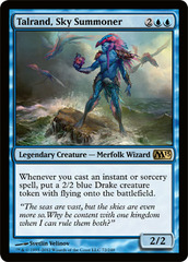 Talrand, Sky Summoner - Foil