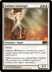 Sublime Archangel - Foil