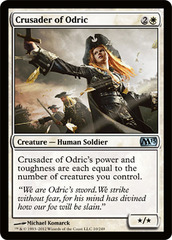Crusader of Odric - Foil