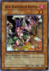 Iron Blacksmith Kotetsu - DCR-064 - Common - 1st Edition