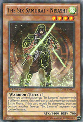 The Six Samurai - Nisashi - SDWA-EN005 - Common - 1st Edition on Channel Fireball