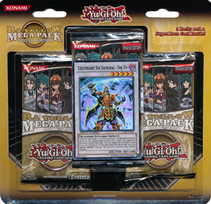 Ra Yellow Mega-Pack: Special Edition Pack