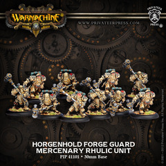 Horgenhold Forge Guard (2012) PIP 41101