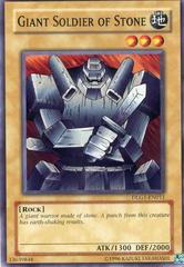Giant Soldier of Stone - DLG1-EN011 - Common - Unlimited Edition