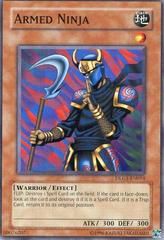 Armed Ninja - DLG1-EN014 - Common - Unlimited Edition on Channel Fireball