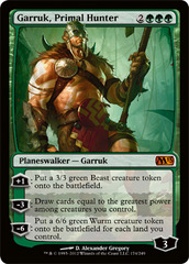 Garruk, Primal Hunter (M13)