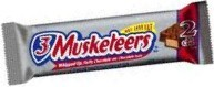 3 Musketeers Candy Bar King Size 24ct