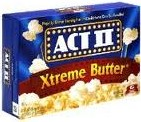 ACT 2 Xtreme Butter Popcorn 3-Pack 12ct