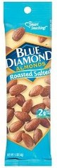 Blue Diamond Almonds Roasted Salt 1.5oz 12ct