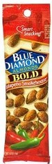 Blue Diamond Almonds Smokehouse Jalapeno 1.5oz 12ct